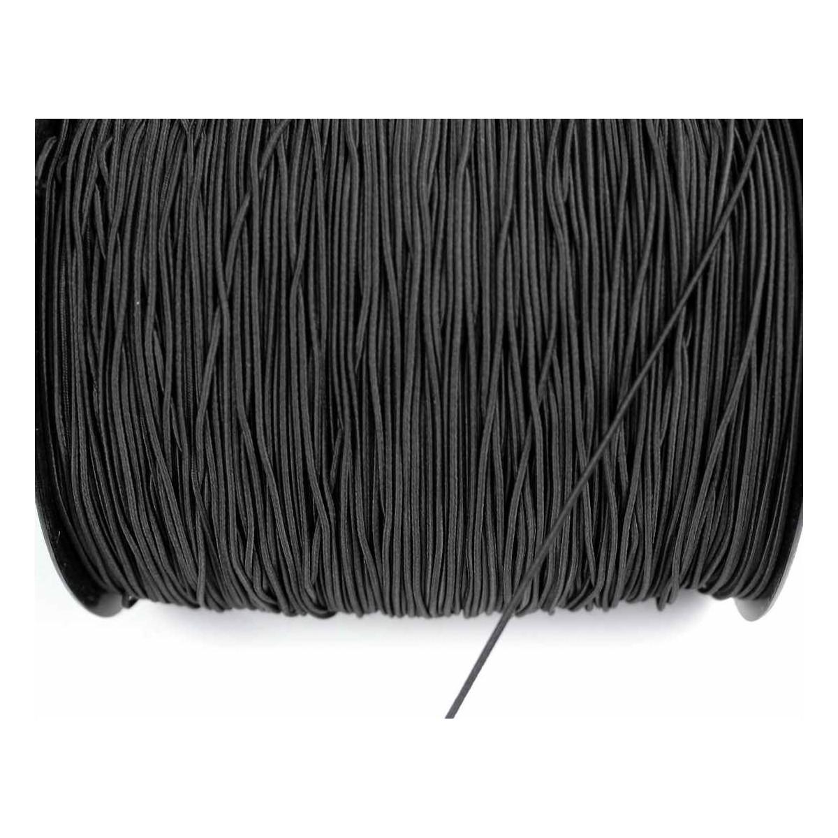 Latex Polyester Elastic Cord 1 5 Mm